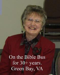 On the Bible Bus