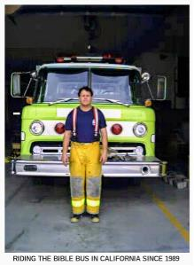 CA firefighter