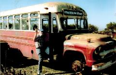 old Bible Bus