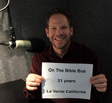 Steve Shwetz Bible Bus picture