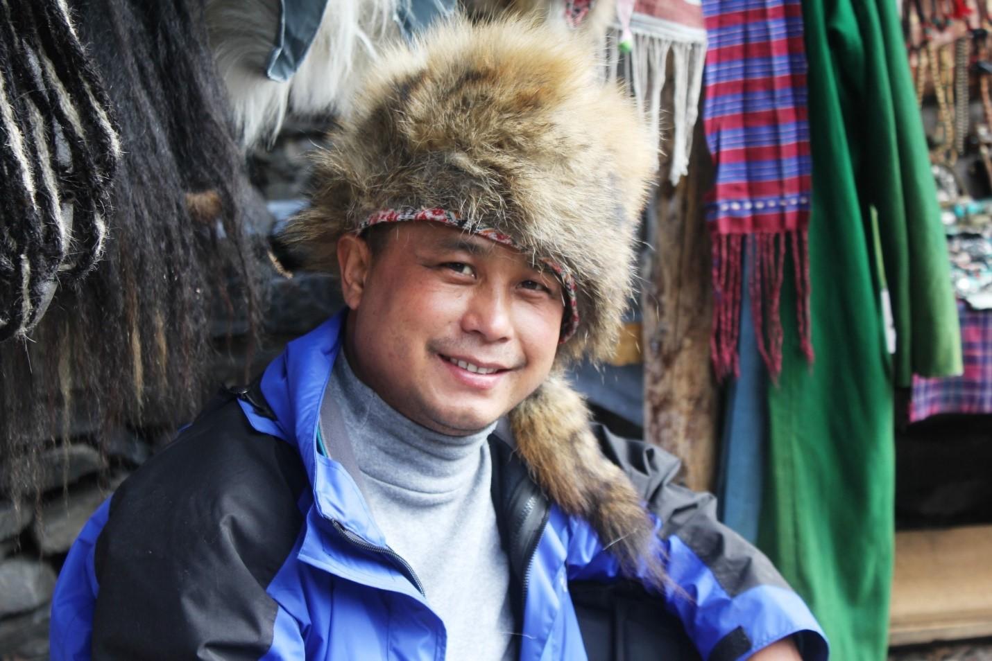 Simon Subha in Nepal 2019