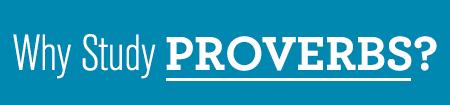 Proverbs headline